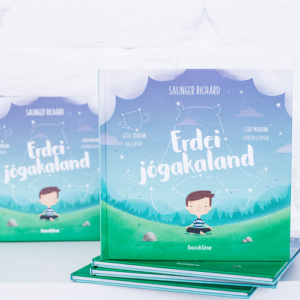 Jógakaland – Erdei jógakaland – mesekönyv