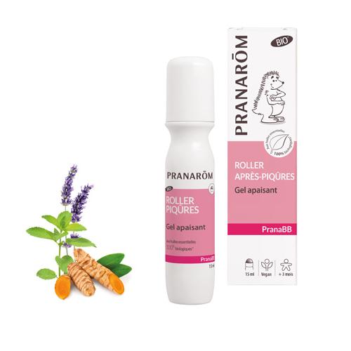PRANAROM - PranaBB - Csípés utáni nyugtató bio szérum