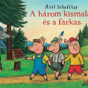Pozsonyi Pagony – A három kismalac és a farkas