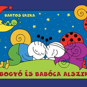 Citera – Bogyó és Babóca alszik