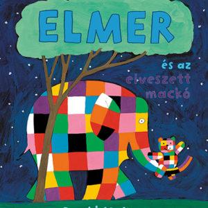 Pozsonyi Pagony – Elmer és az elveszett mackó