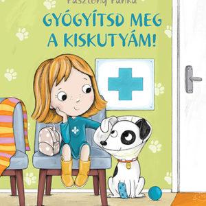 Pozsonyi Pagony – Gyógyítsd meg a kiskutyám!