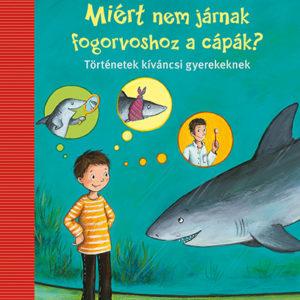 Pozsonyi Pagony – Miért nem járnak fogorvoshoz a cápák?