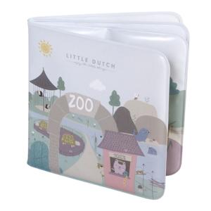 Little Dutch baba fürdőkönyv – Állatkert