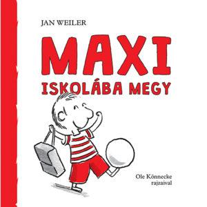 Pozsony Pagony – Maxi iskolába megy
