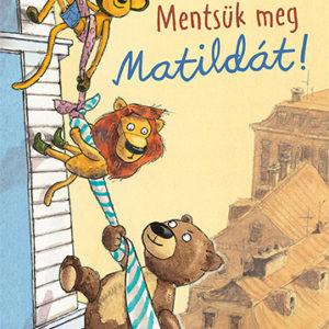 Pozsony Pagony – Mentsük meg Matildát!