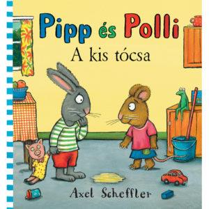 Pozsony Pagony – Pipp és Polli – A kis tócsa