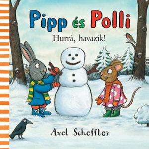 Pozsony Pagony – Pipp és Polli – Hurrá havazik! ( Lapozó)