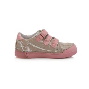 D.D. Step – Sportcipő – Rózsaszín, bézs – lány