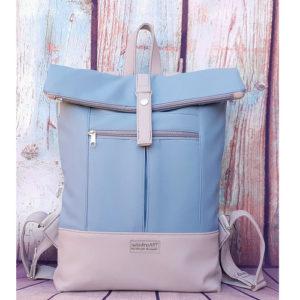 GABOLINOART – Textílbőr női hátizsák – Range – Kék