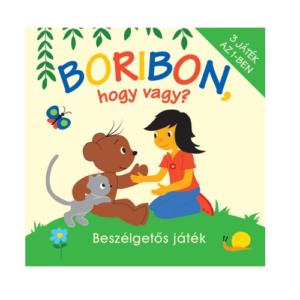 Pagony Játék – Boribon, hogy vagy?