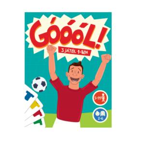 Pagony Játék – Góóól! – Kártyajáték