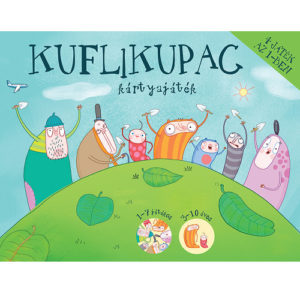 Pagony Játék – Kuflikupac kártyajáték