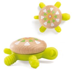 Babajáték – teknős rágóka – BabyTorti (Djeco, 6125)