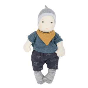 Moulin Roty – Újszülött baba – 32 cm – fiú