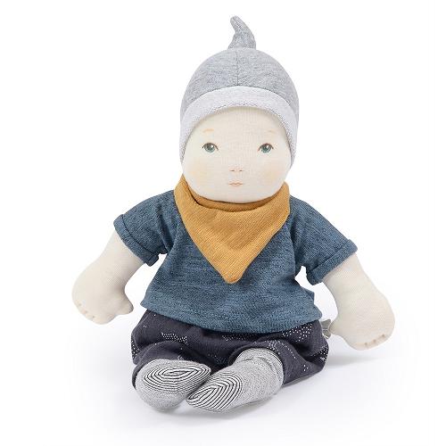 Moulin Roty - Újszülött baba - 32 cm - fiú