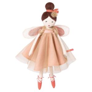 Moulin Roty – Bűbáj – Arany ruhás tündér baba