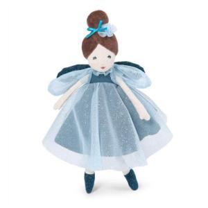 Moulin Roty – Kék ruhás tündér baba
