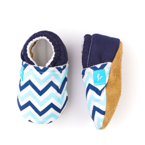 Puhatalpú kiscipő az első lépésekhez – Cikkcakk