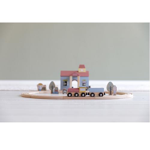 Little Dutch - Városi vasút kiegészítő - Vasútállomás
