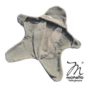 Monello – Babamelegítő kiscsillag – klasszikus – Szürke