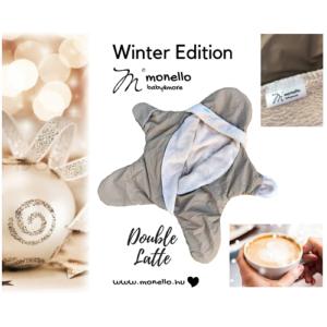 Monello - Babamelegítő kiscsillag - téli, vízlepergető - Latte