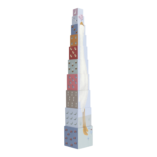 Little Dutch - Gúnáros toronyépítő