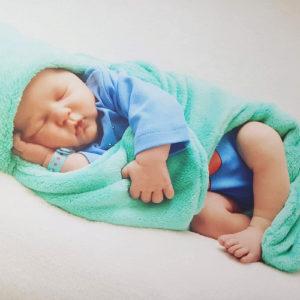 Monello - Babamelegítő kiscsillag - klasszikus - Menta