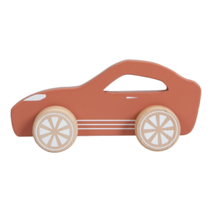 Little Dutch – Fa versenyautó