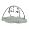 Little Dutch - játszószőnyeg játékhíddal - tengeri állatos - menta