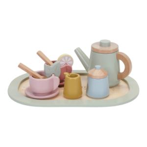 Little Dutch – Fa teáskészlet – modern
