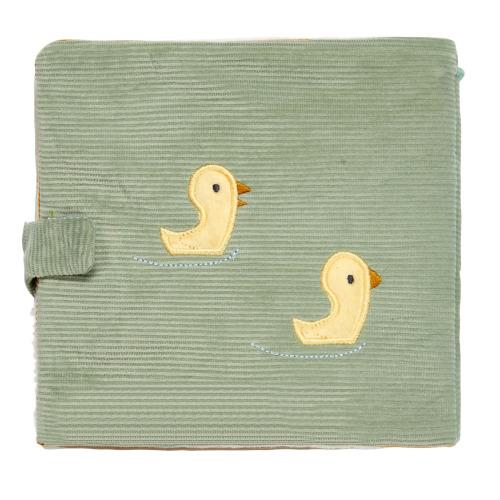 Little Dutch - Textil babakönyv - gúnáros