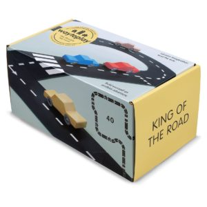WayToPlay rugalmas autópálya 40 db-os (King of the road)