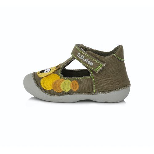 D.D.Step - Gyerekcipő - Zárt szandál - barna, kukacos