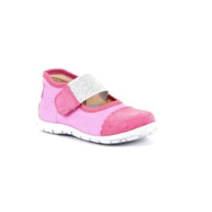FRODDO – nyitott gyerekcipő – zárt szandál – rózsaszín