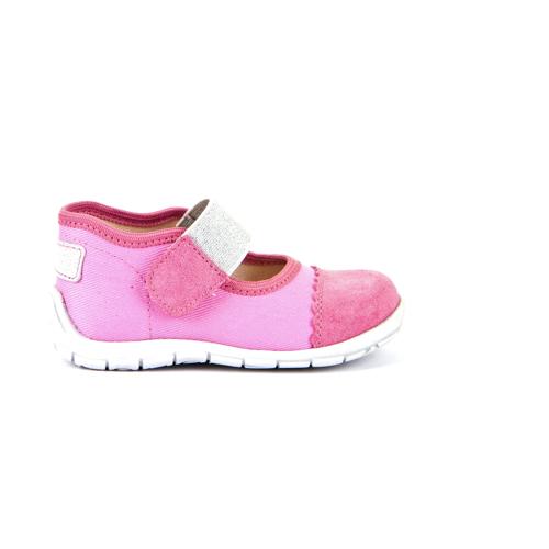FRODDO - nyitott gyerekcipő - zárt szandál - rózsaszín