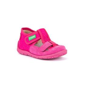 FRODDO – nyitott gyerekcipő – zárt szandál –  sötét rózsaszín