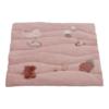 Little Dutch - baba játszószőnyeg - tengeri állatos - pink