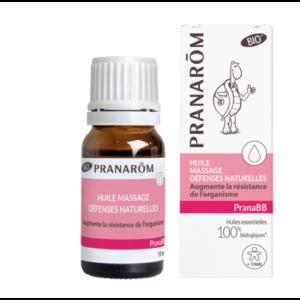 PRANAROM – PranaBB – Immunerősítő masszázsolaj – babáknak