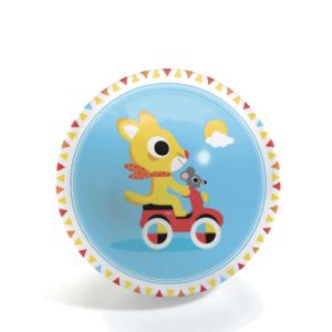 Djeco – Kis labda – versenyző mókus