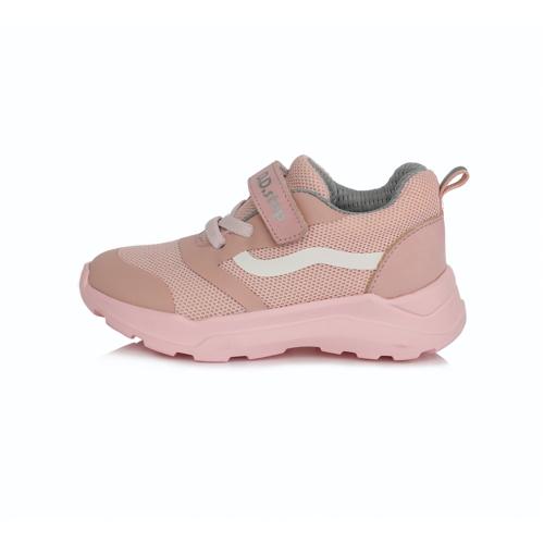 D.D.Step - Gyerekcipő - Kislány sportcipő - rózsaszín