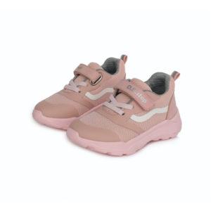 D.D.Step – Gyerekcipő – Vízlepergető kislány sportcipő – rózsaszín