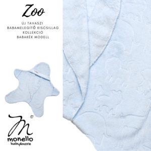 Monello – Babamelegítő kiscsillag – tavaszi Zoo – Világoskék