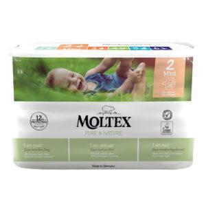 Moltex – Öko pelenka 2 (mini) – 38 db