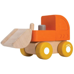 Fa autók – Mini buldózer