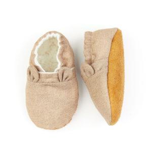 Puhatalpú kiscipő az első lépésekhez – Nyuszifül