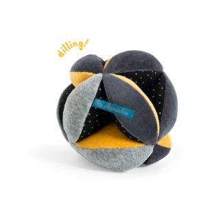 Moulin Roty – Készségfejlesztő labda – Macskabajusz