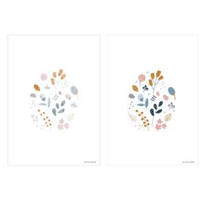 Little Dutch – A3 poszter – Tavaszi virágok