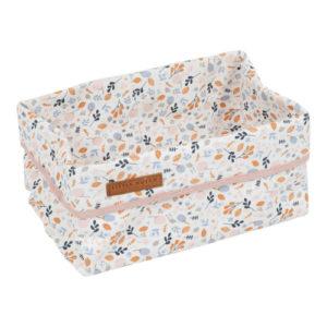 Little Dutch – Tároló doboz – tavaszi virágok (25 x 15 cm)