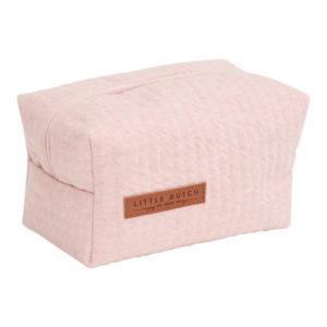 Little Dutch – Babaápolási neszesszer – pink
